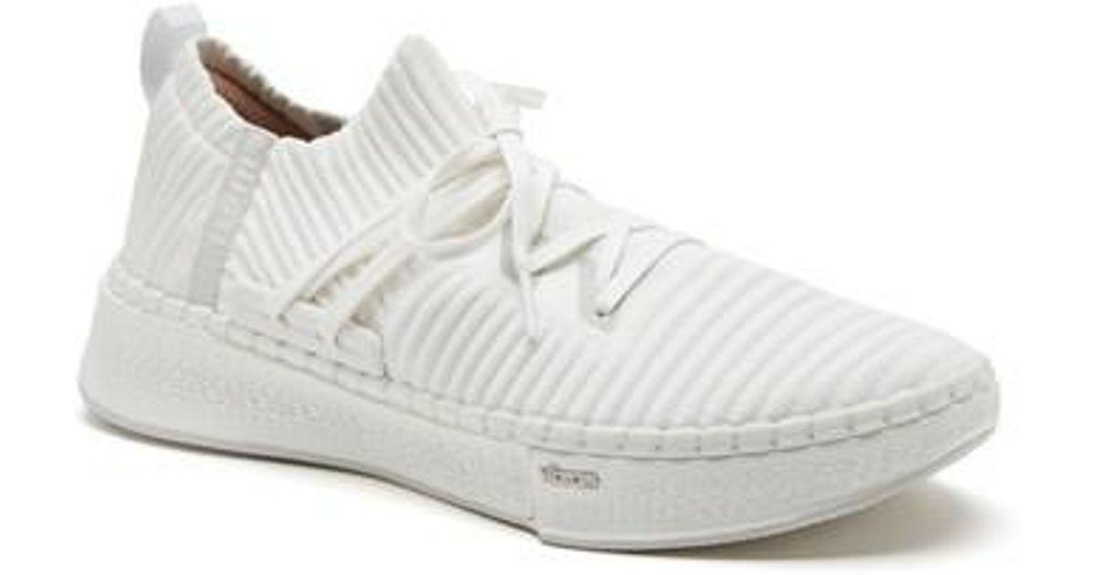 brandblack delta knit sneaker