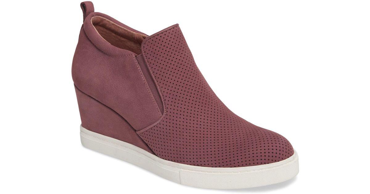 1f7608d3c94d Lyst - Caslon (r) Aiden Wedge Sneaker (women)