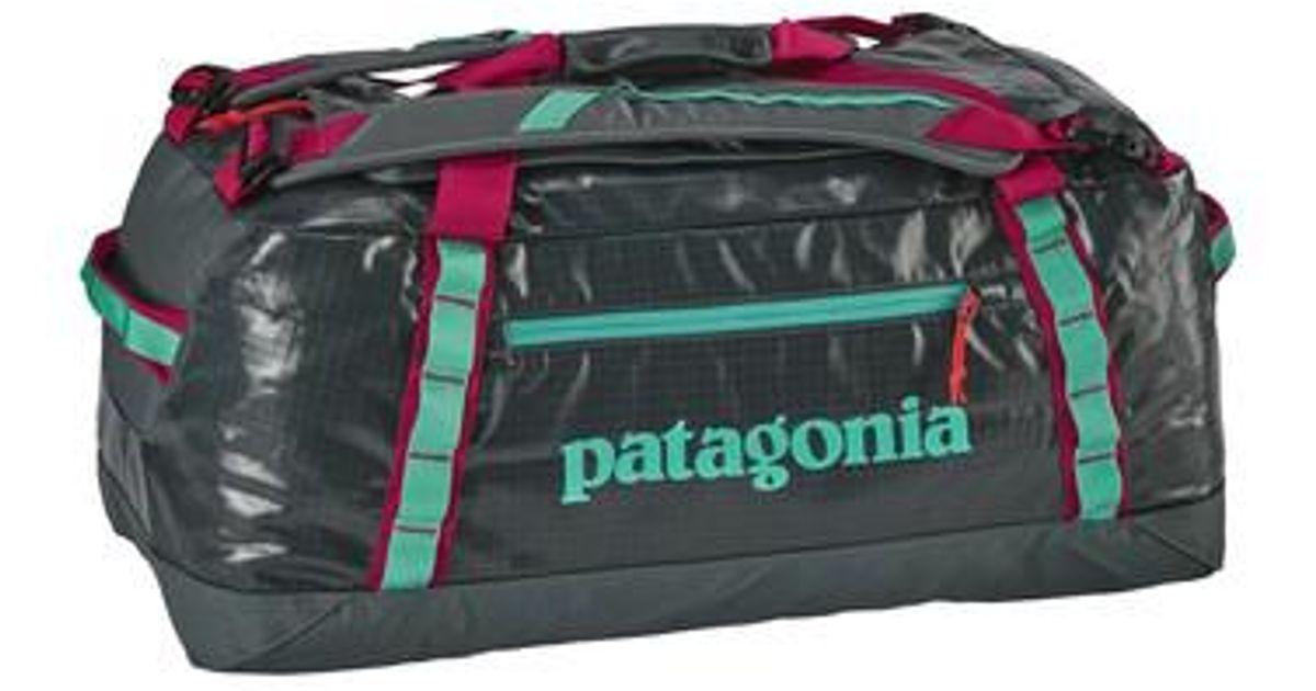 2f0d01b36f7 Patagonia Black Hole Water Repellent Duffel Bag for Men - Lyst