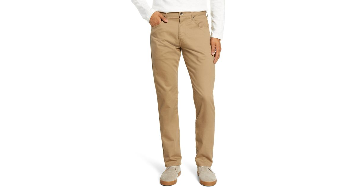 best service f80ac 12518 Patagonia Natural M's Performance Twill Jeans for men