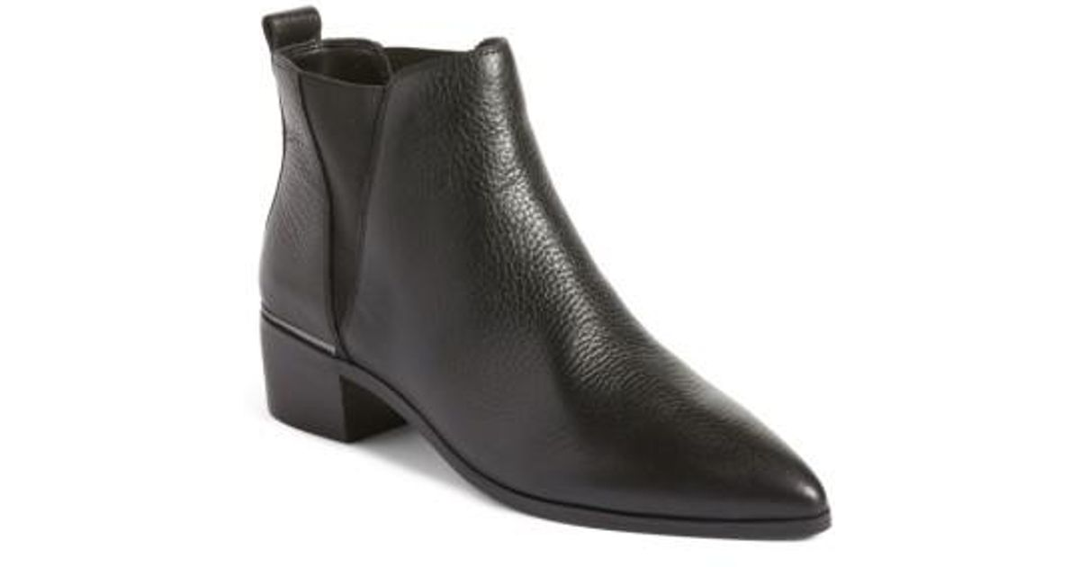 cf1d2bca914 Treasure & Bond Black Easton Chelsea Bootie