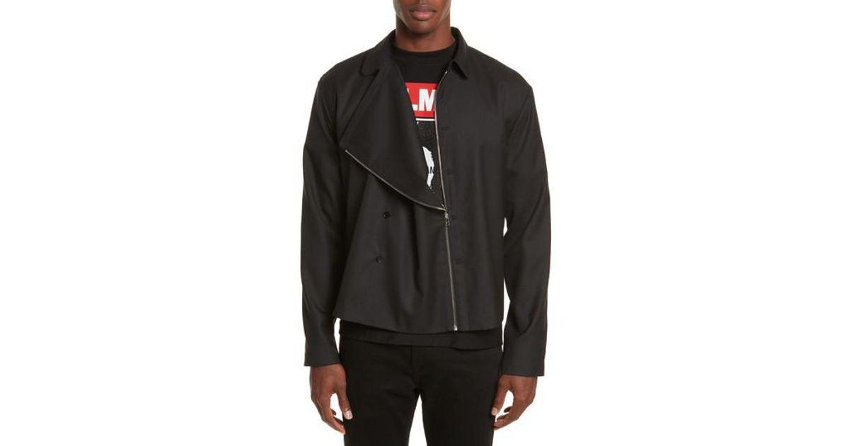 9677d2e34 Lyst - Helmut Lang Expandable Jacket in Black for Men