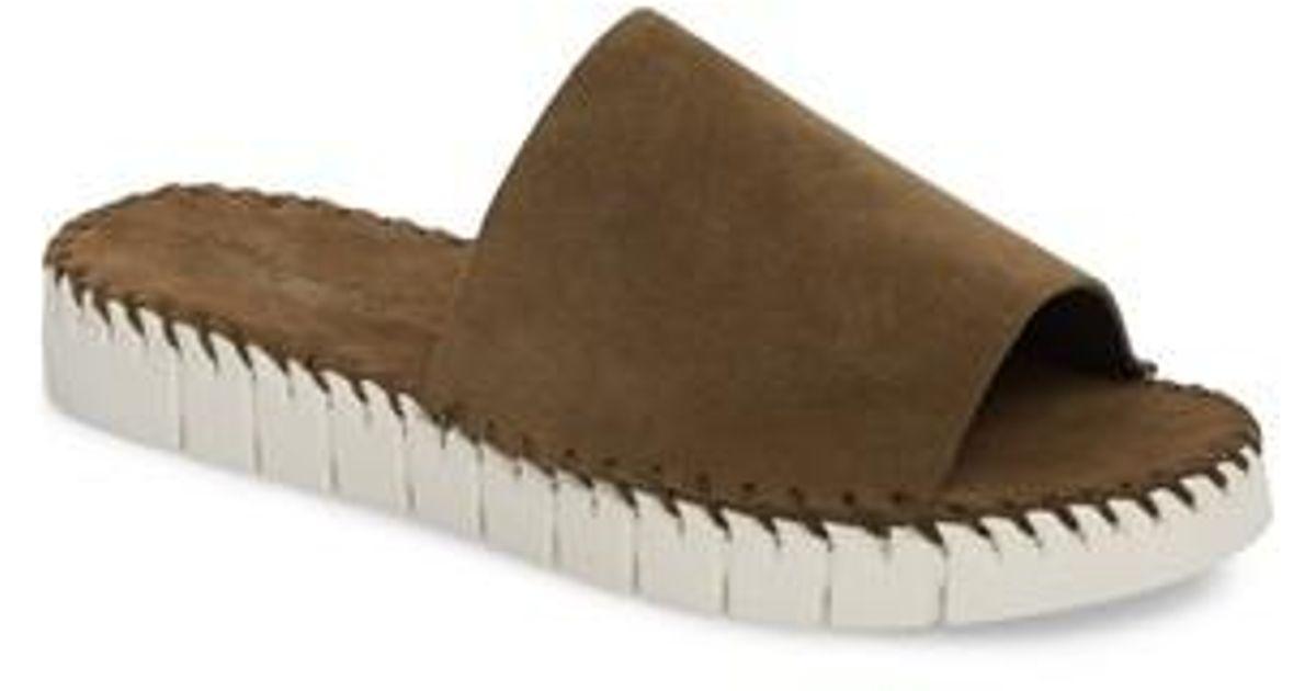 Jeffrey Campbell Pave Platform Slide Sandal (Women) HXAVdynLNs