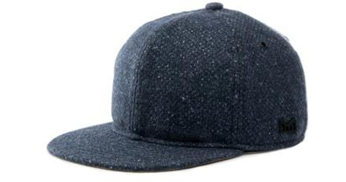 premium selection 4e8e9 951d7 ... wholesale low cost lyst melin kingpin ball cap for men 3fb7f c8ce5  7d6d6 ddf59