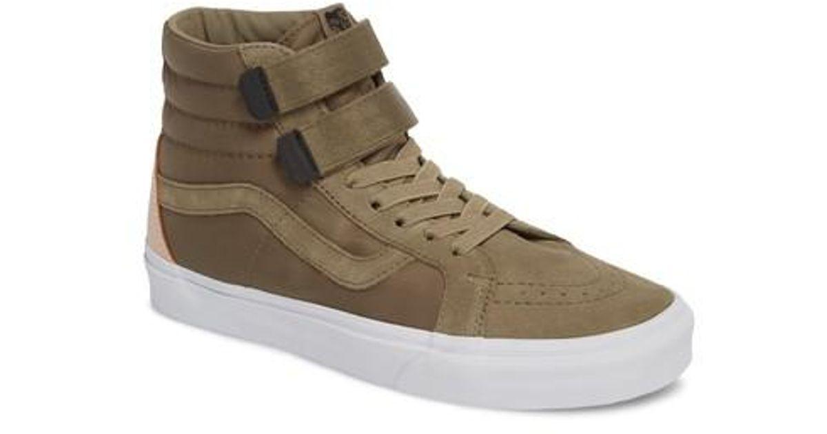 231f815e4d Lyst - Vans Sk8-hi Reissue V Sneaker for Men