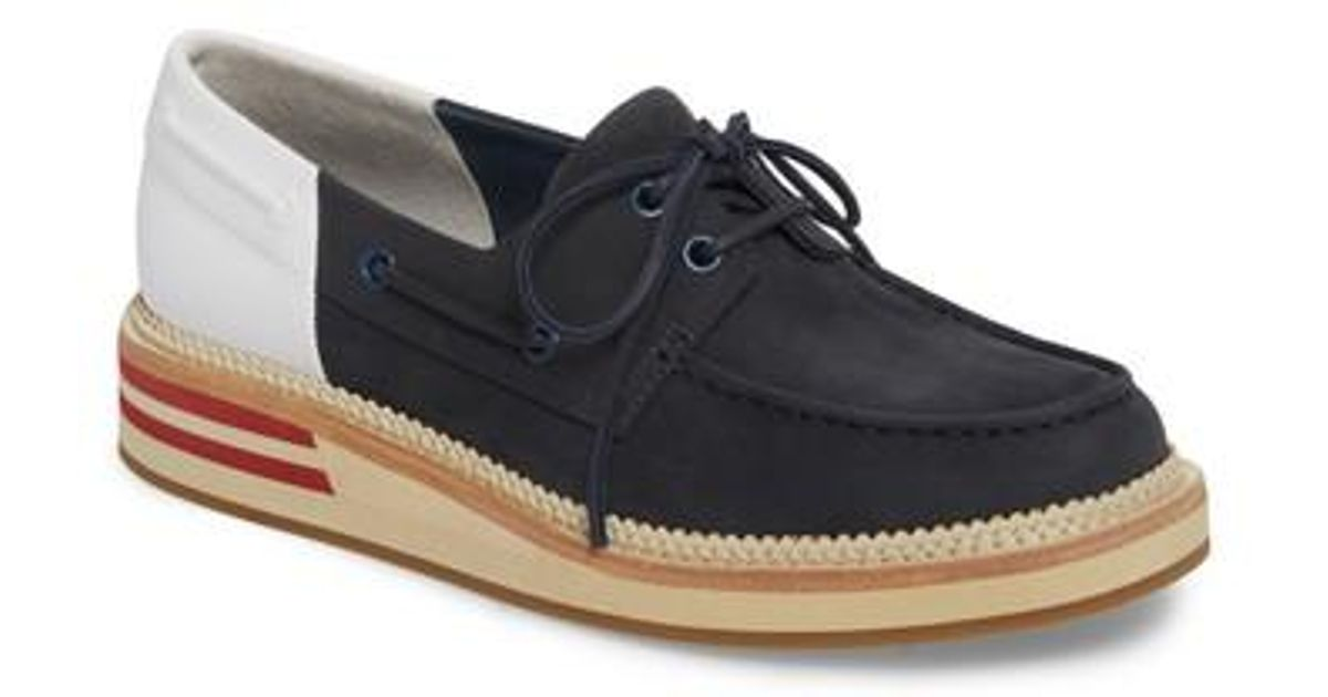 Sperry Men's Cloud Colorblocked Boat Shoe 2C0kkHFyV