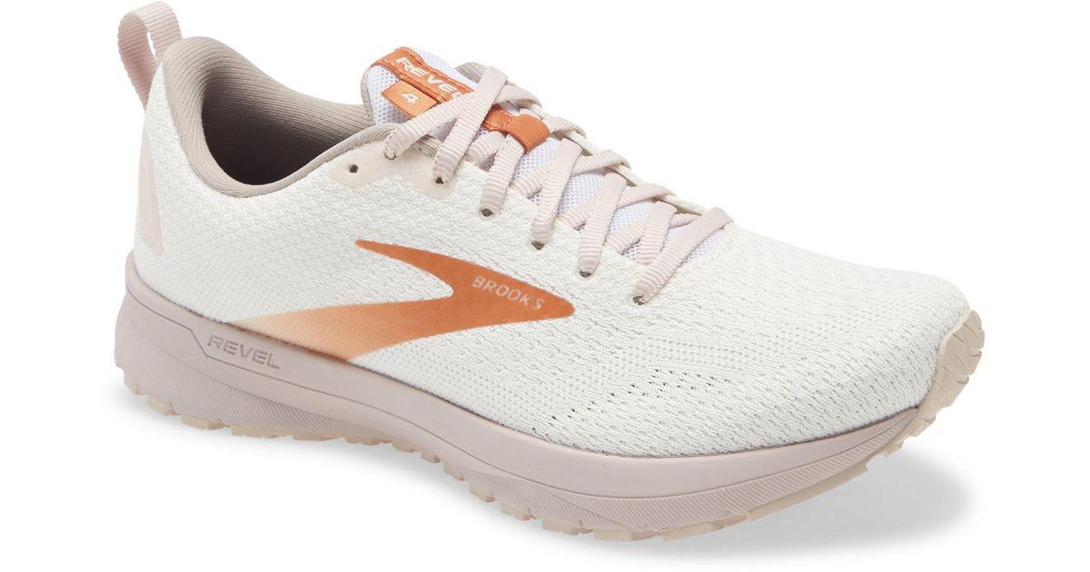 Brooks Revel 4 Hybrid Running Shoe in