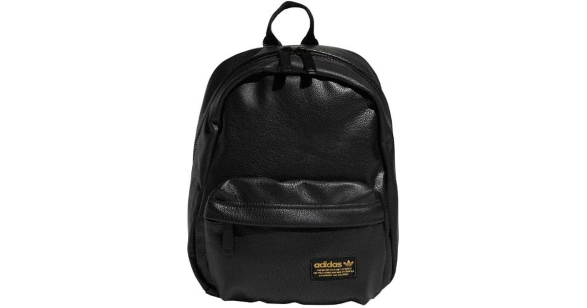 official photos 41383 5a237 Lyst - Adidas Originals National Compact Backpack - in Black
