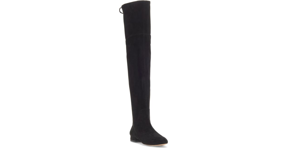 ce16a3095fb Lyst - Enzo Angiolini Meana Over The Knee Boot in Black