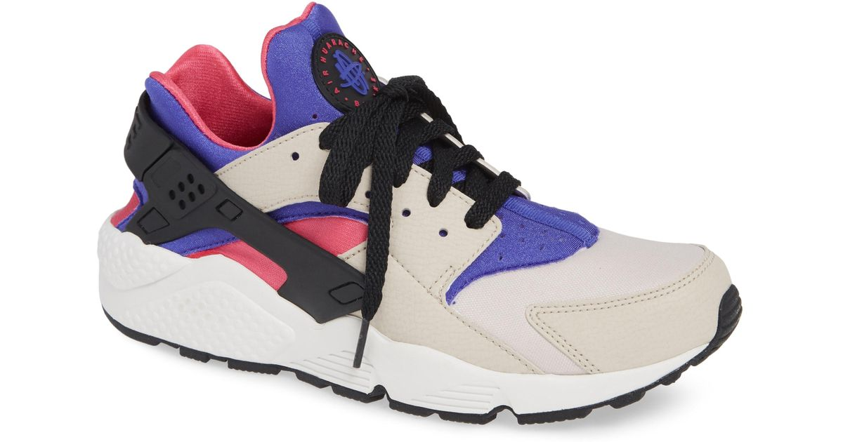 2a2437cb0ed Lyst - Nike  air Huarache  Sneaker in Natural for Men
