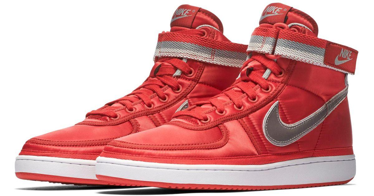 Vandal High Supreme High Top Sneaker