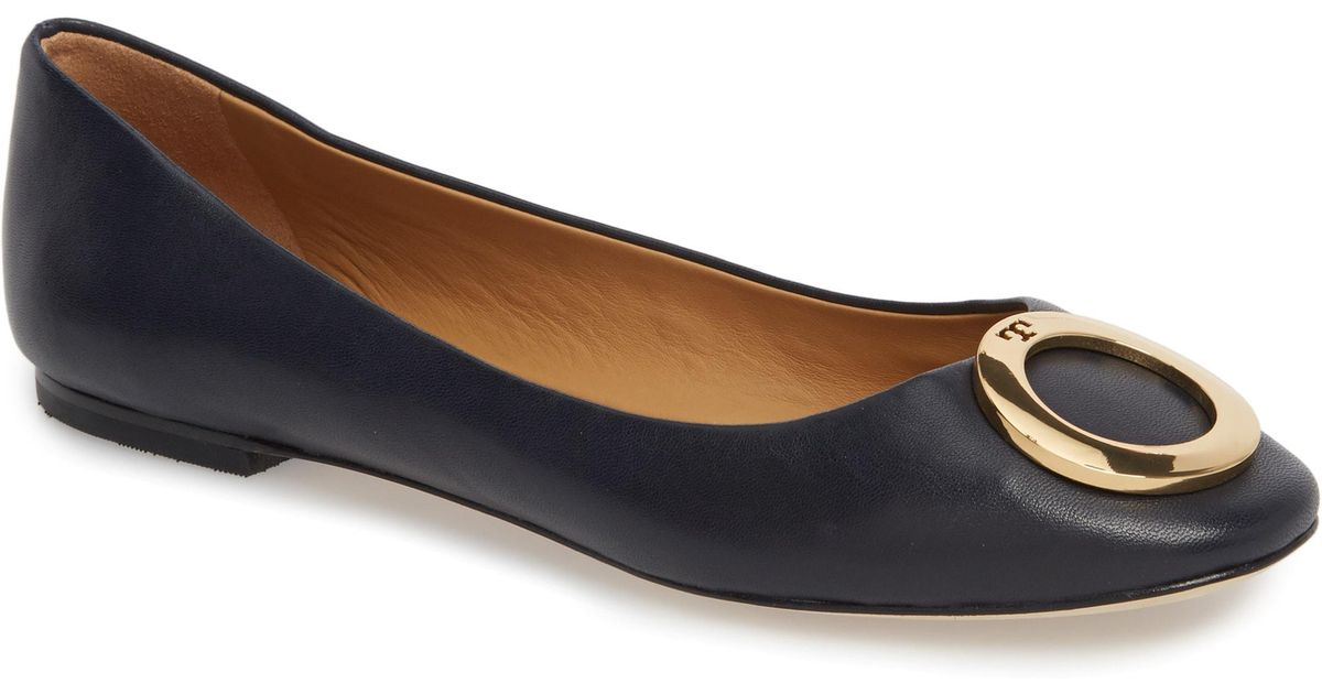 3ea1a867969 Tory Burch - Multicolor Caterina Ballet Flat - Lyst
