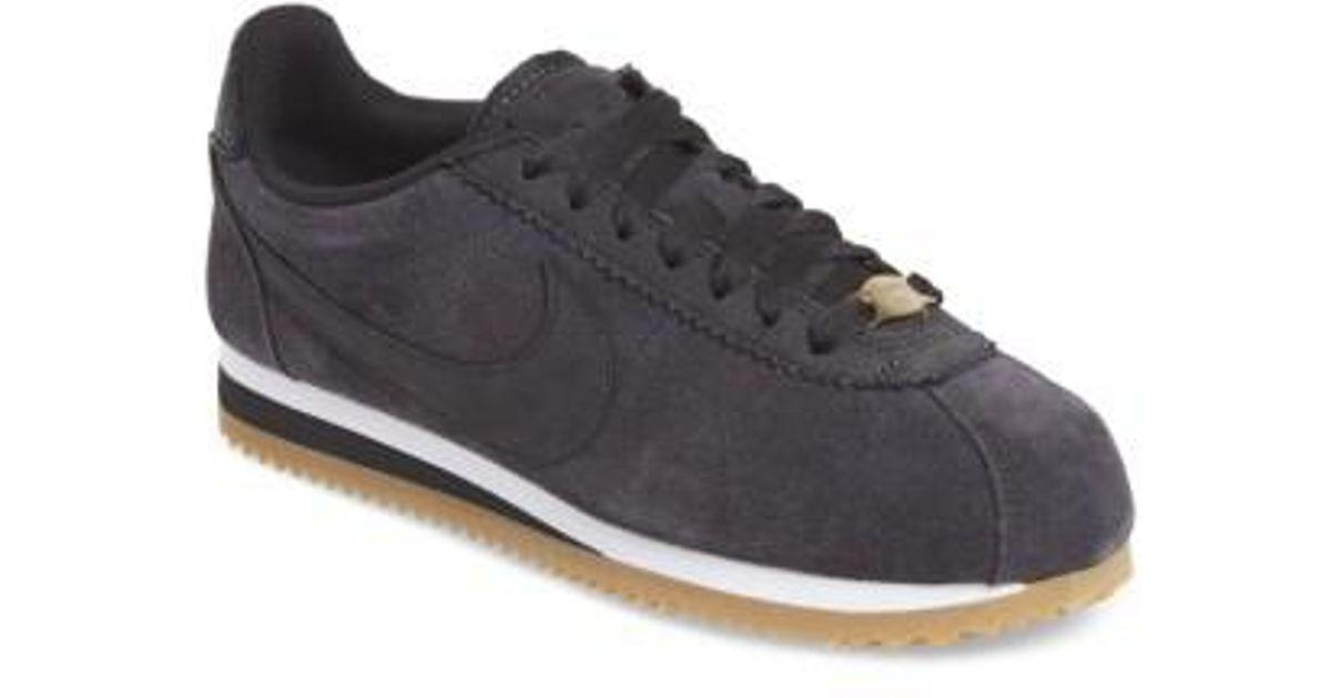 hot sale online fde38 79d44 Nike X A.l.c. Classic Cortez Sneaker in Gray for Men - Lyst