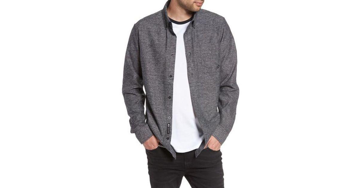 336c25207d559 Lyst - Nike Holgate Flex Shirt in Black for Men