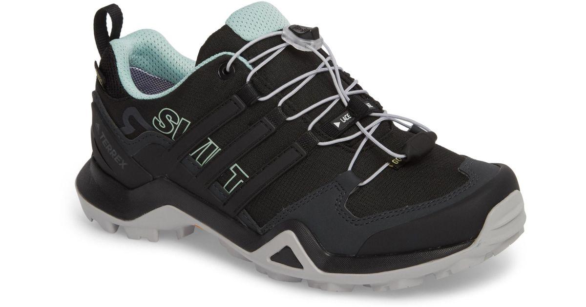 c15993ba243 Lyst - adidas Terrex Swift R2 Gtx Gore-tex Waterproof Hiking Shoe in Black
