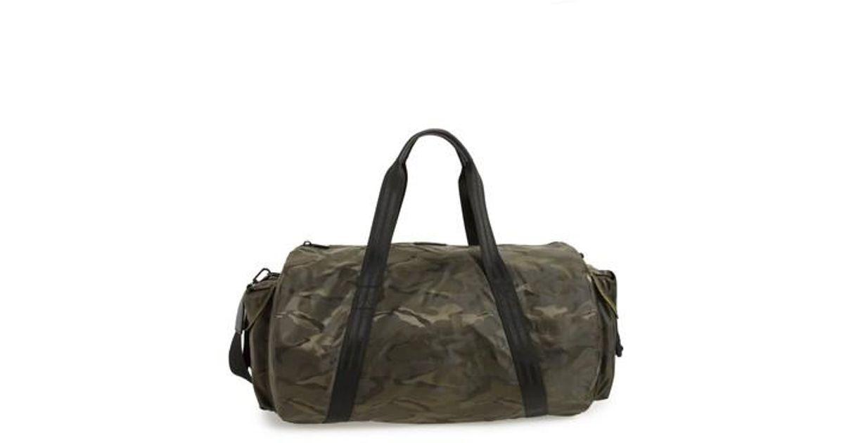 cee30ffb0ee555 Kendall + Kylie Zac Nylon Duffel Bag in Green - Lyst