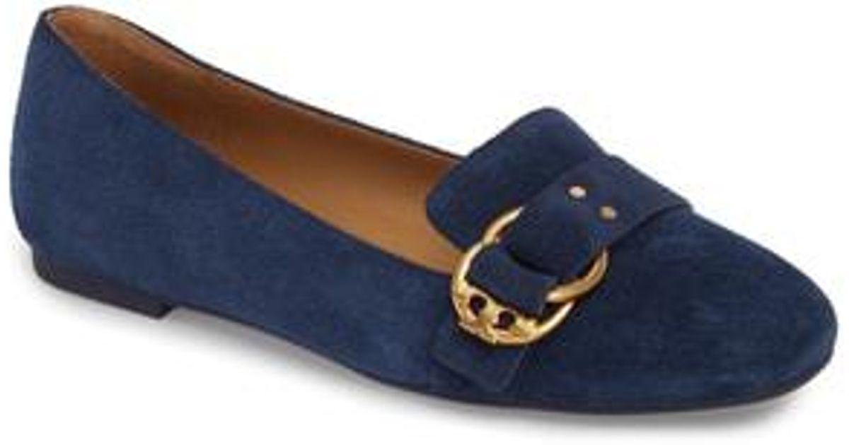 448a444be Lyst - Tory Burch Marsden Loafer (women) in Blue