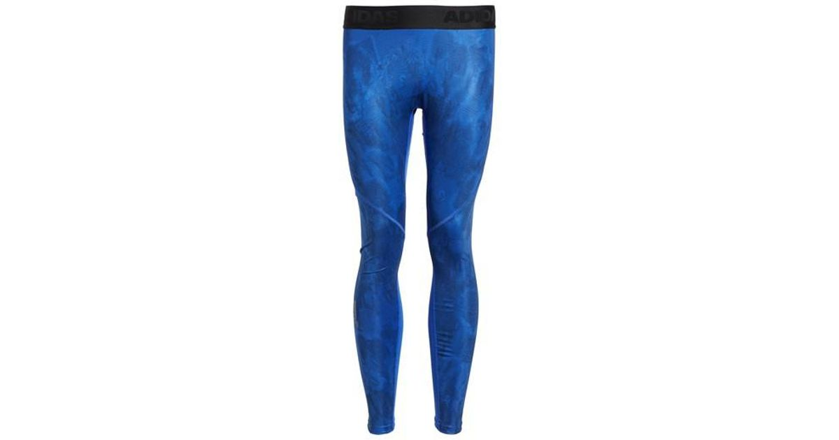 21681df157 Lyst - Adidas Alphaskin Sport Supreme Speed Pants in Blue for Men