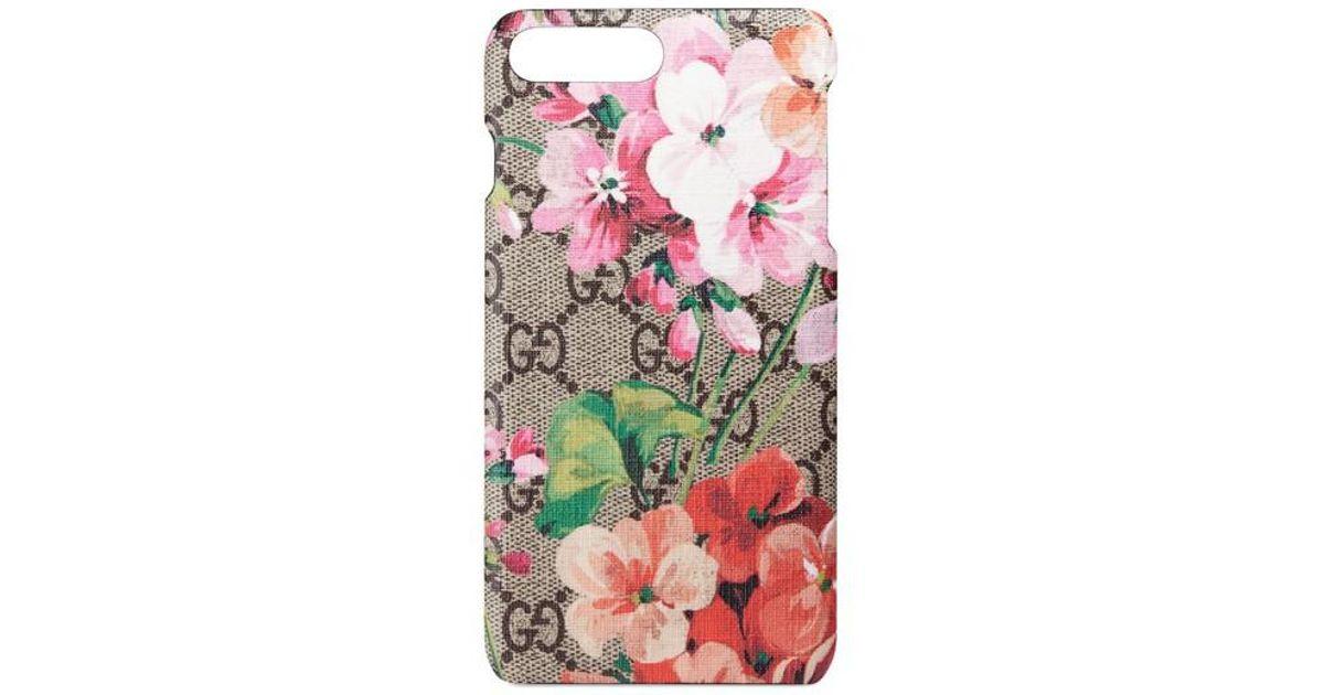 7ba6a7ac4f06f Gucci Multicolor Gg Blooms Iphone 7 Plus Case