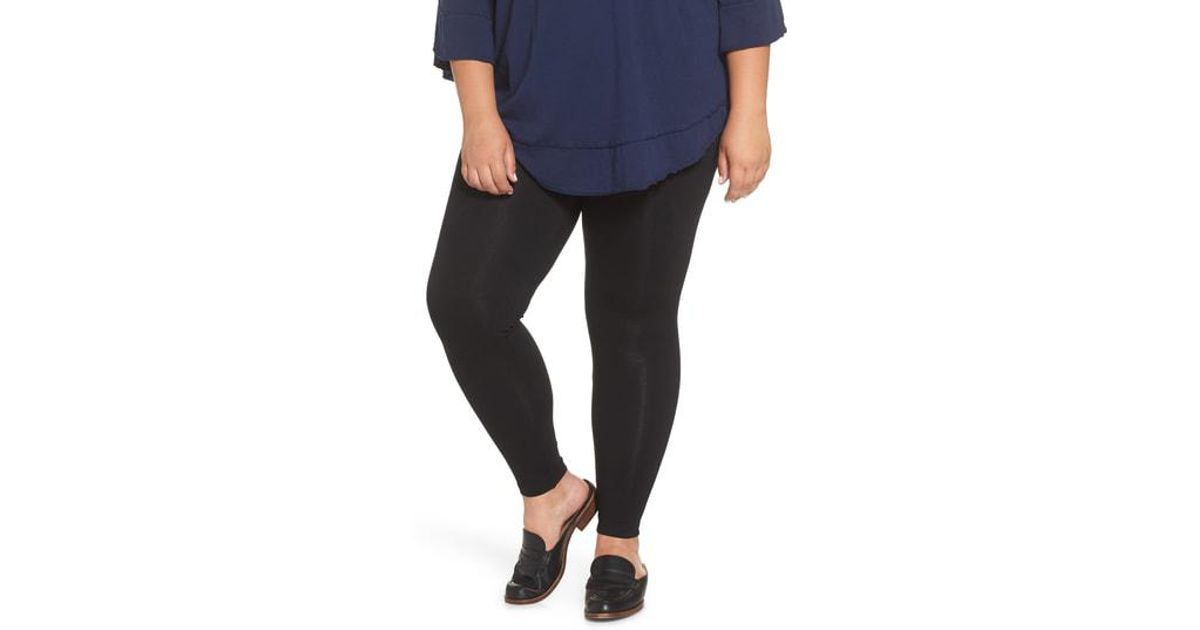 1fd022e29d295 Lyst - BP. Classic High Rise Leggings in Black