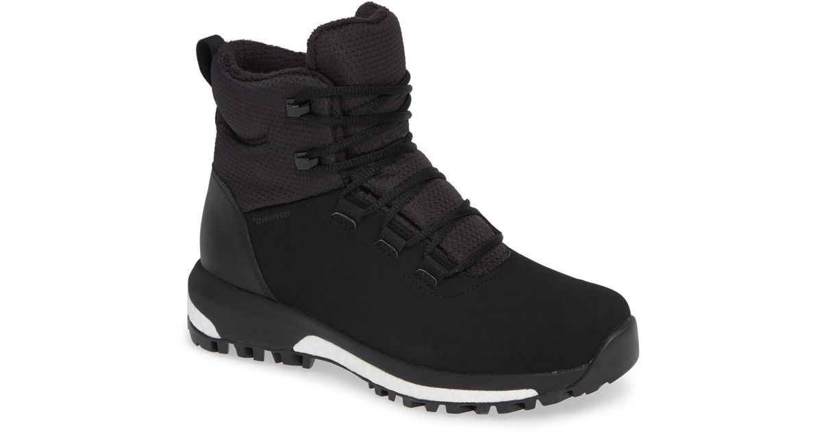 watch how to buy sale online Adidas Black Terrex Pathmaker Waterproof Hiking Boot