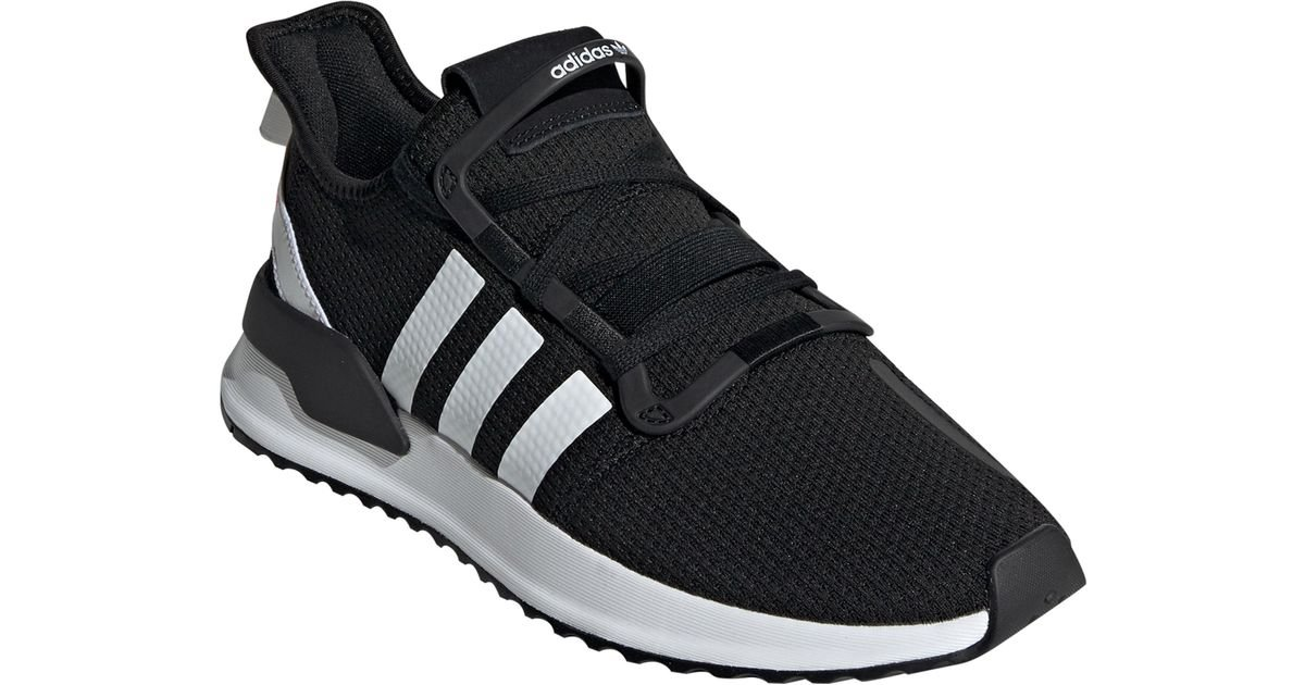 50119497a Lyst - adidas U-path Run Sneaker in Black for Men