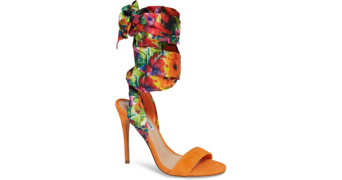 2b2793c4e9f Steve Madden Multicolor Oasis Lace-up Sandal