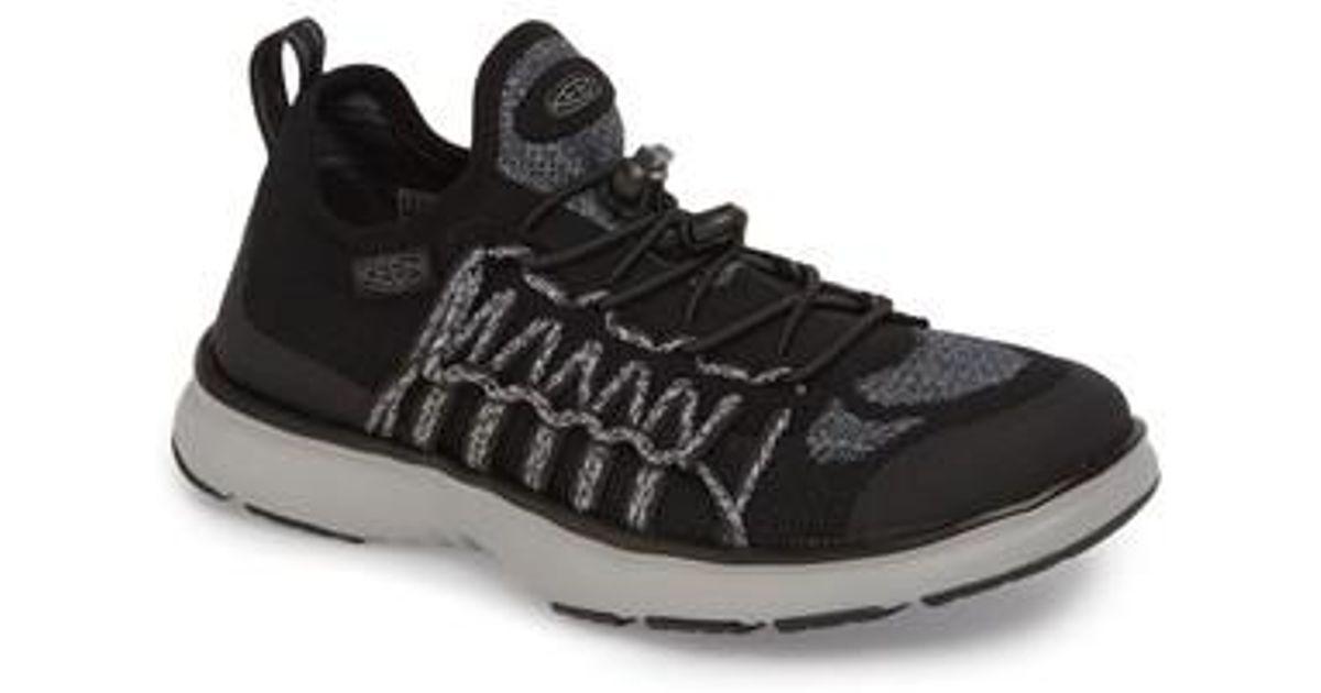 bacf3f43d0e7 keen uneek exo Lyst - Keen Uneek Exo Water Sneaker in Black for Men