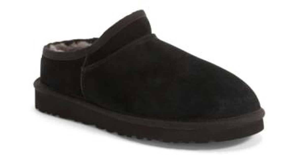 11a233d8c3b Ugg Black 'classic' Water Resistant Slipper