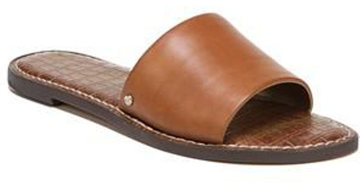 b230cc878be Lyst - Sam Edelman Gio Slide Sandal