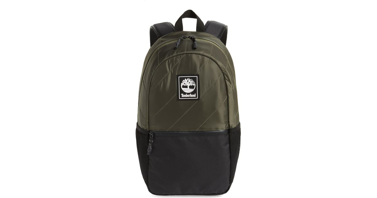 0ecac8b3e Timberland Classic Backpack in Green for Men - Lyst