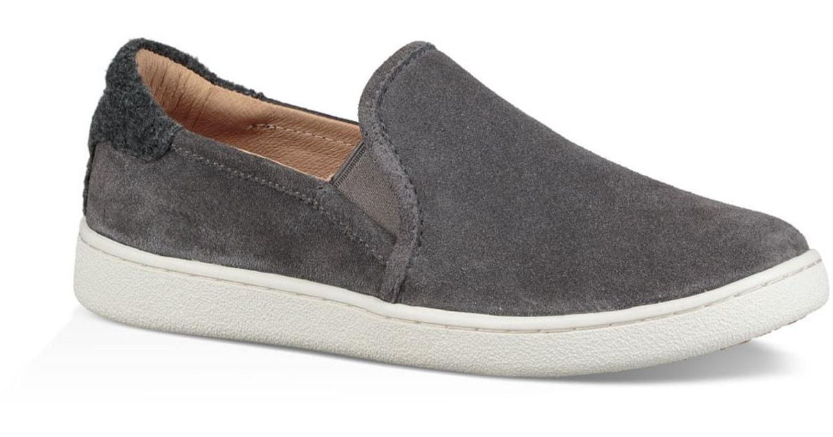 00aef3f58ac Ugg Gray Ugg Cas Slip-on Sneaker