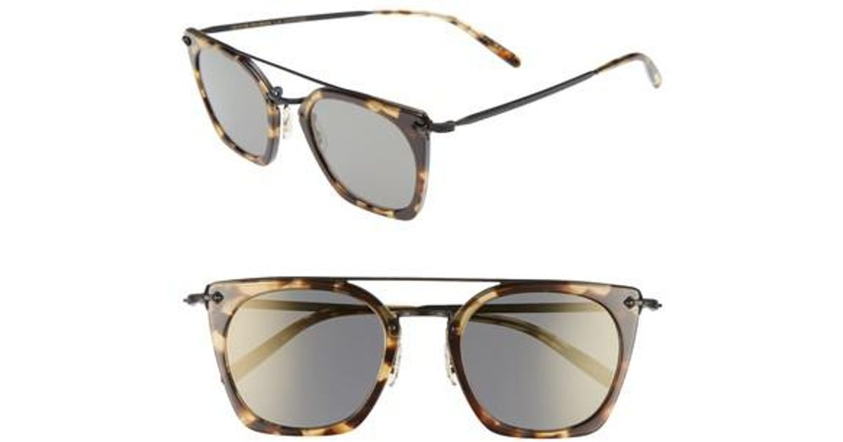 Dacette browline sunglasses Oliver Peoples 3jkN4mo