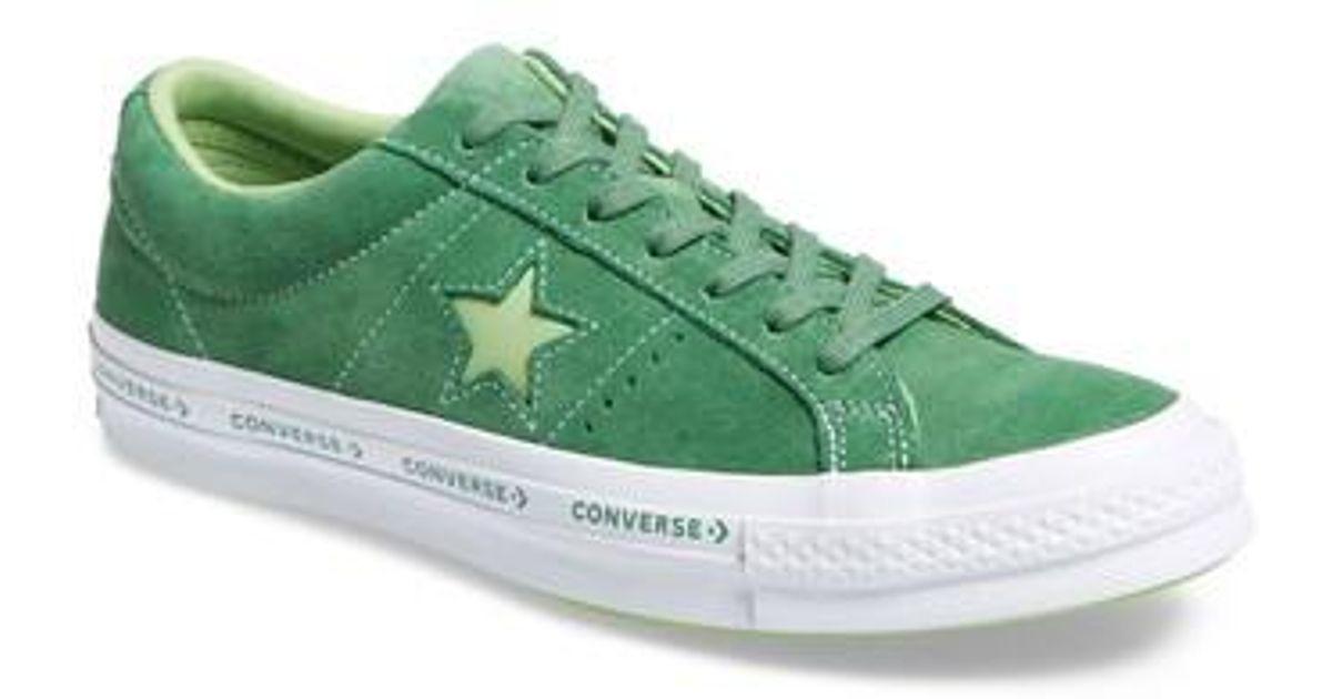 2converse one star pinstripe