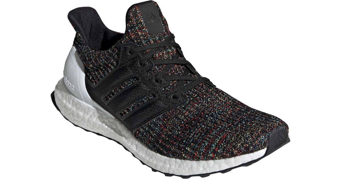 Running Lyst 'ultraboost' Black Adidas Shoe Men For pqMzSUVGL