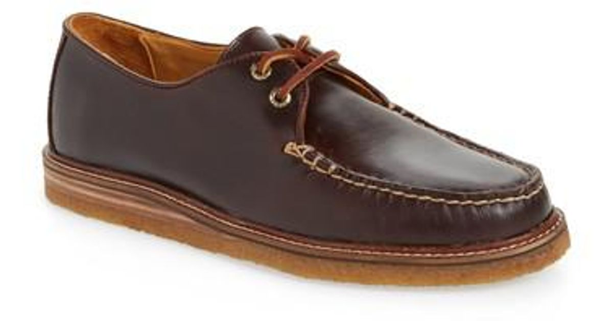 SperryGold Cup Captain's Ox Crepe Suede RTtmOmp