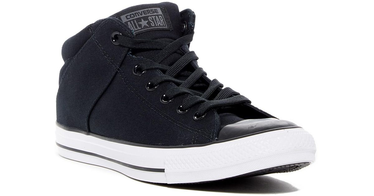 4a35c8752267 Lyst - Converse Chuck Taylor Axel Mid Sneaker (unisex) in Black for Men