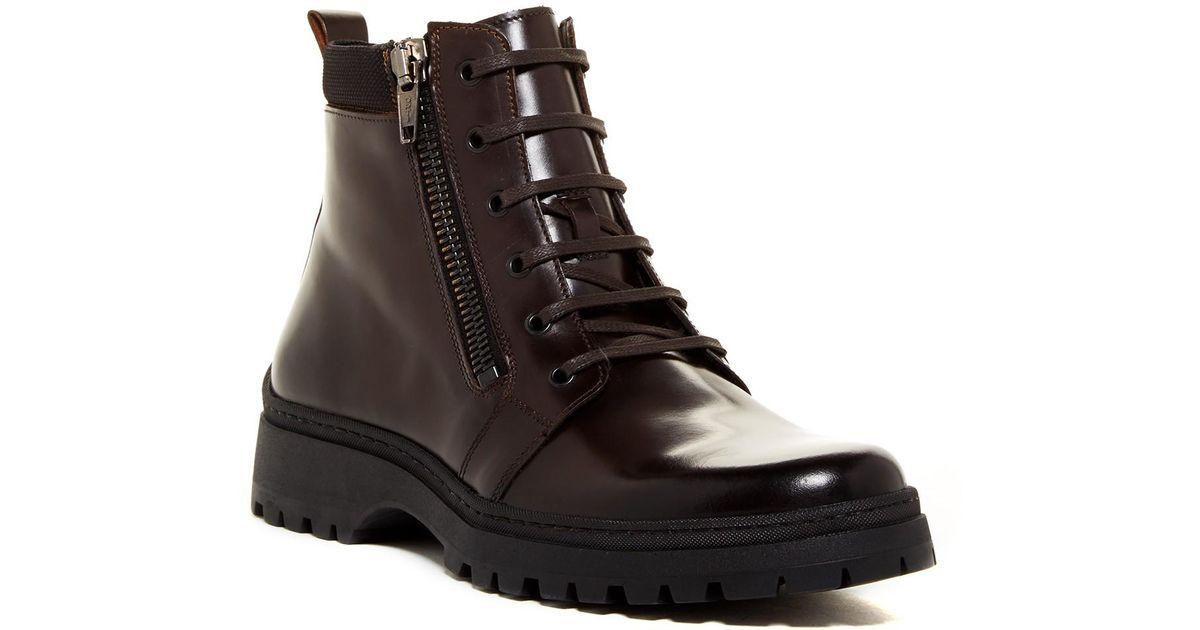 b9d63c86fd2 Bruno Magli Brown Vasco Boot for men