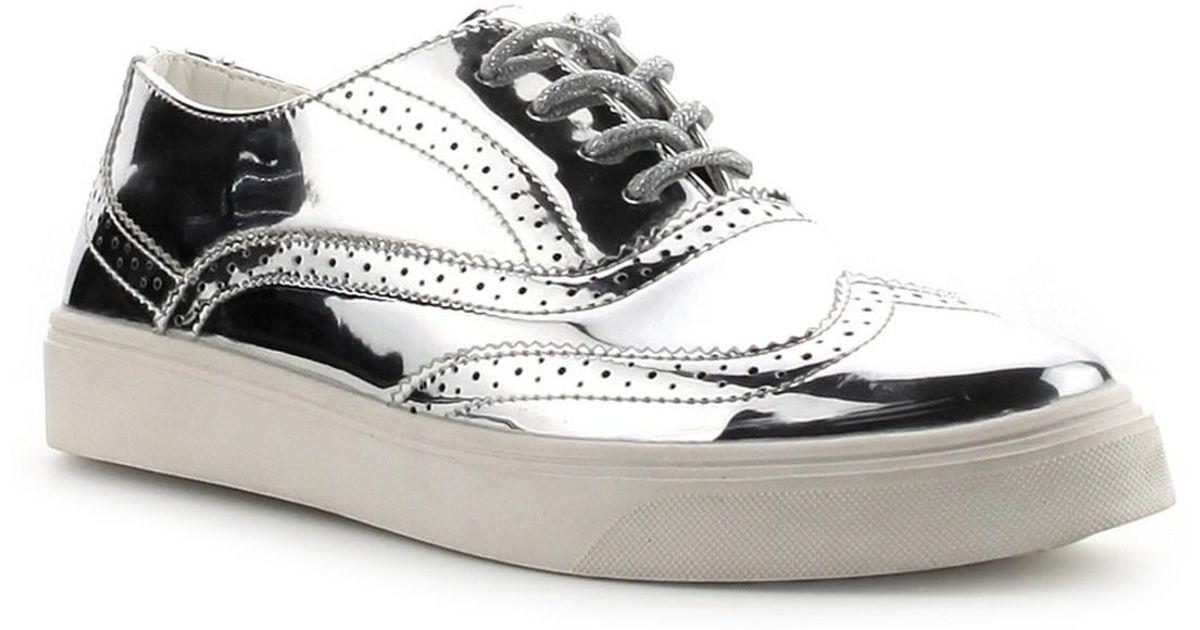 Cape Robbin Romy Wingtip Oxford Sneaker t934X
