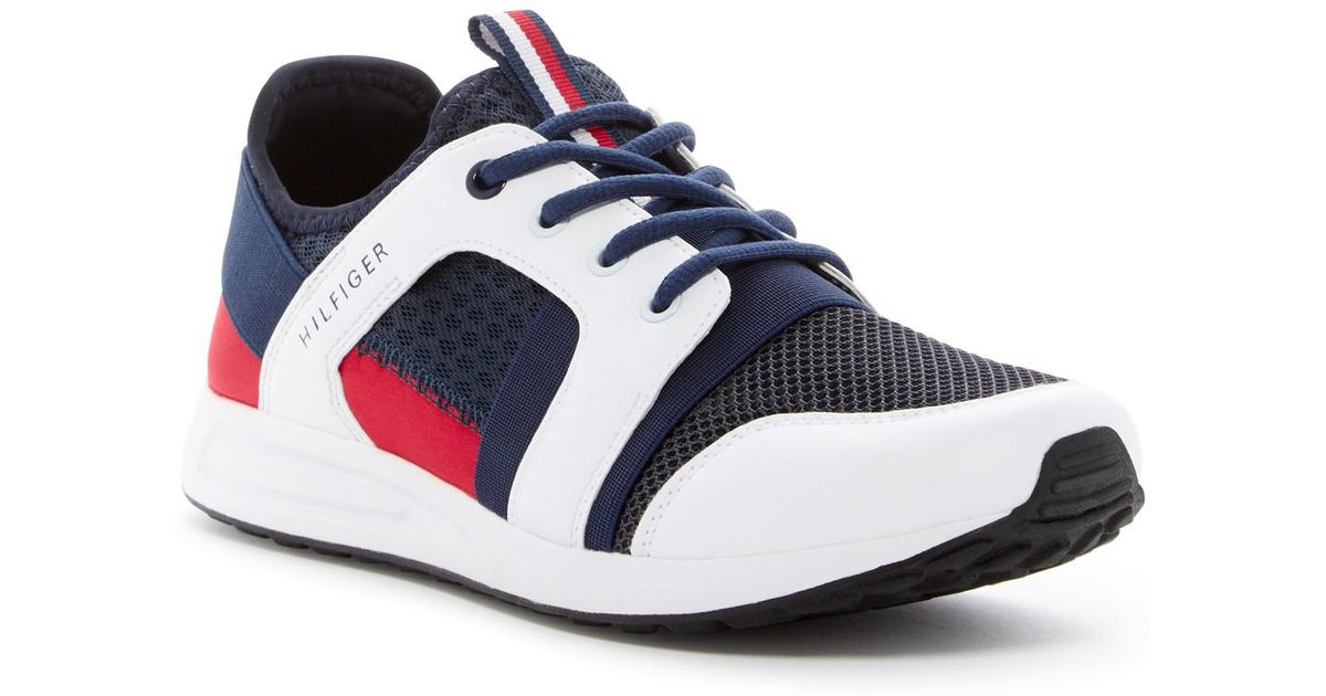 f7e811e5d345f6 Lyst - Tommy Hilfiger Lopez Sneaker in Blue for Men