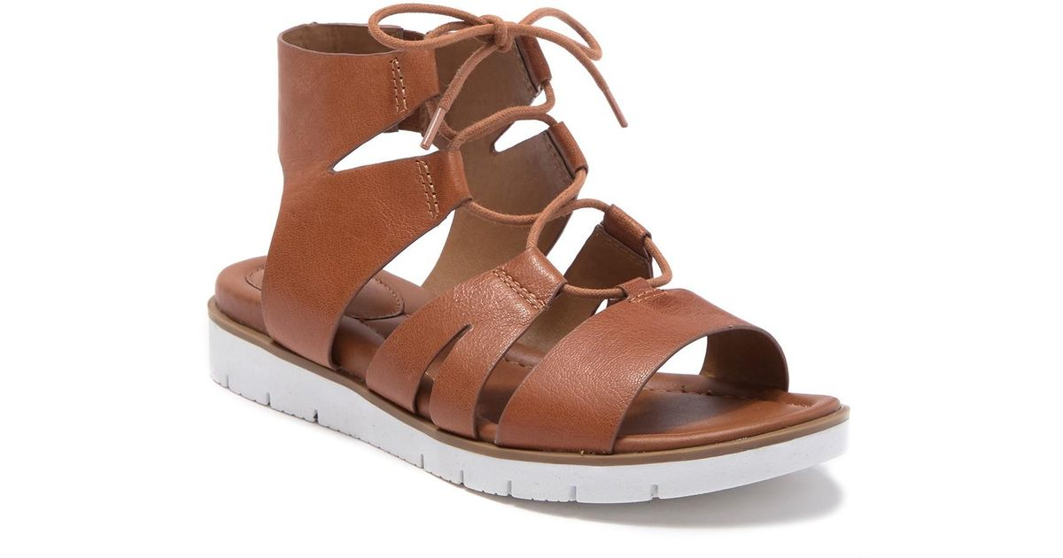 Söfft Leather Malaga Gladiator Sandal