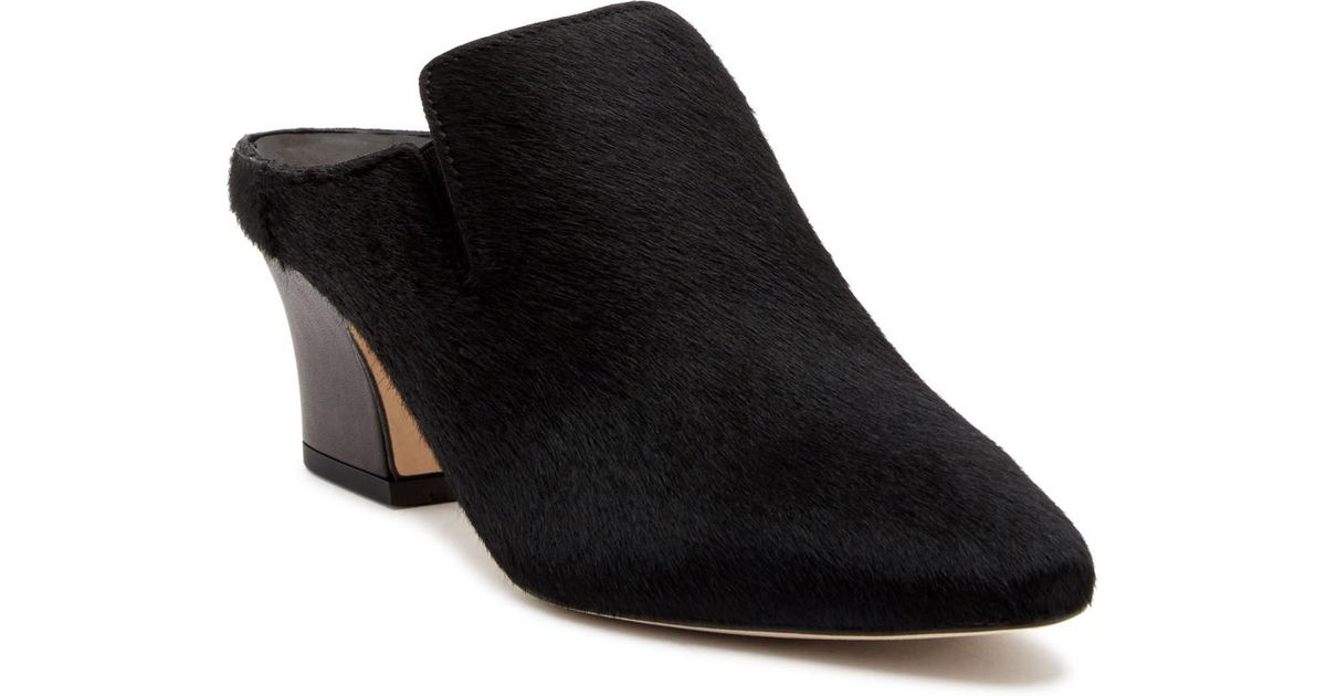 Miista Belle Genuine Calf Hair Mule GdQcL0nKS
