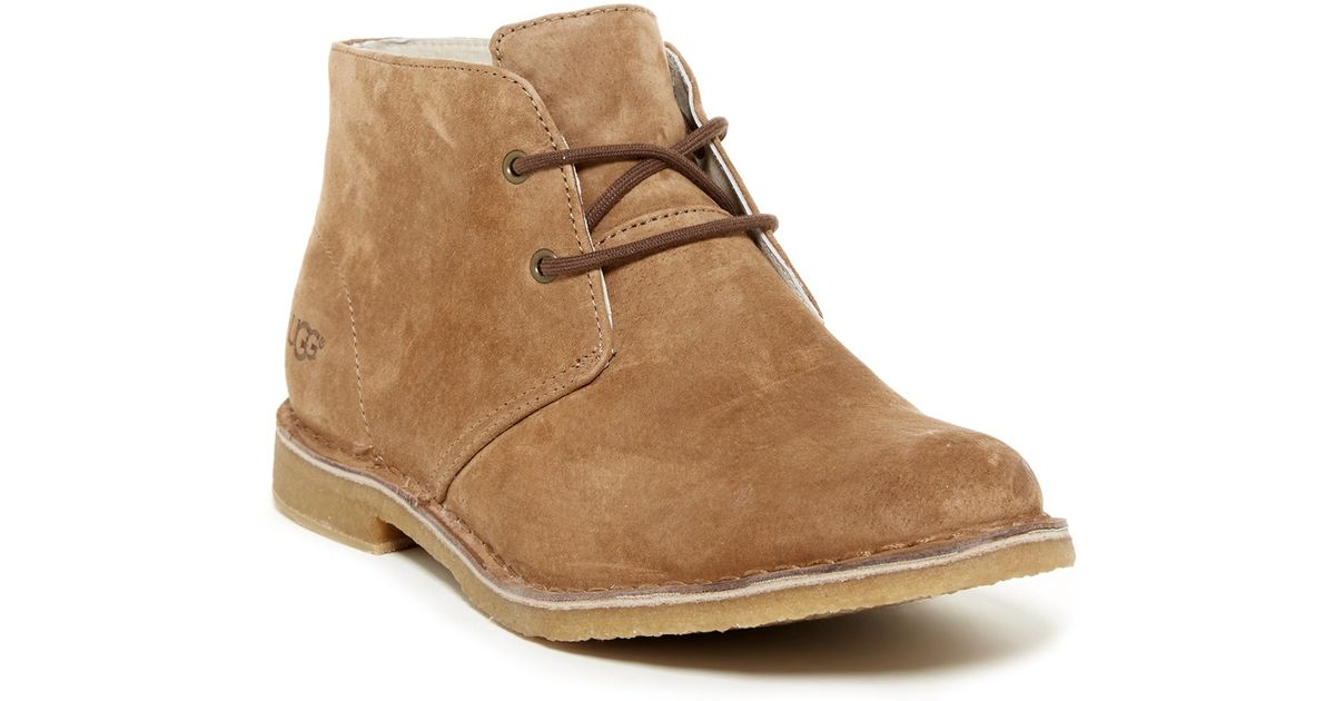 Ugg Leighton Chukka Uggpure 226 162 Wool Lined Boot Wide