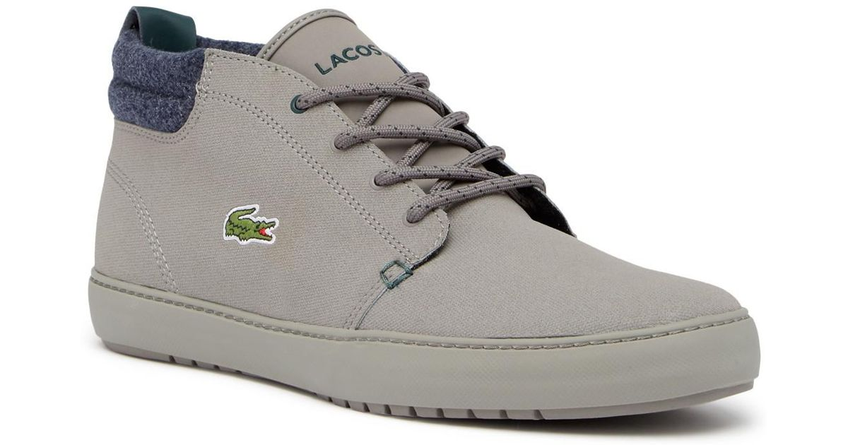 lacoste shoes at spitz - 60% OFF