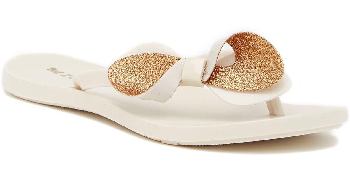 Zaxy Fresh Trip Flip Flop Sandal bflWhN8i