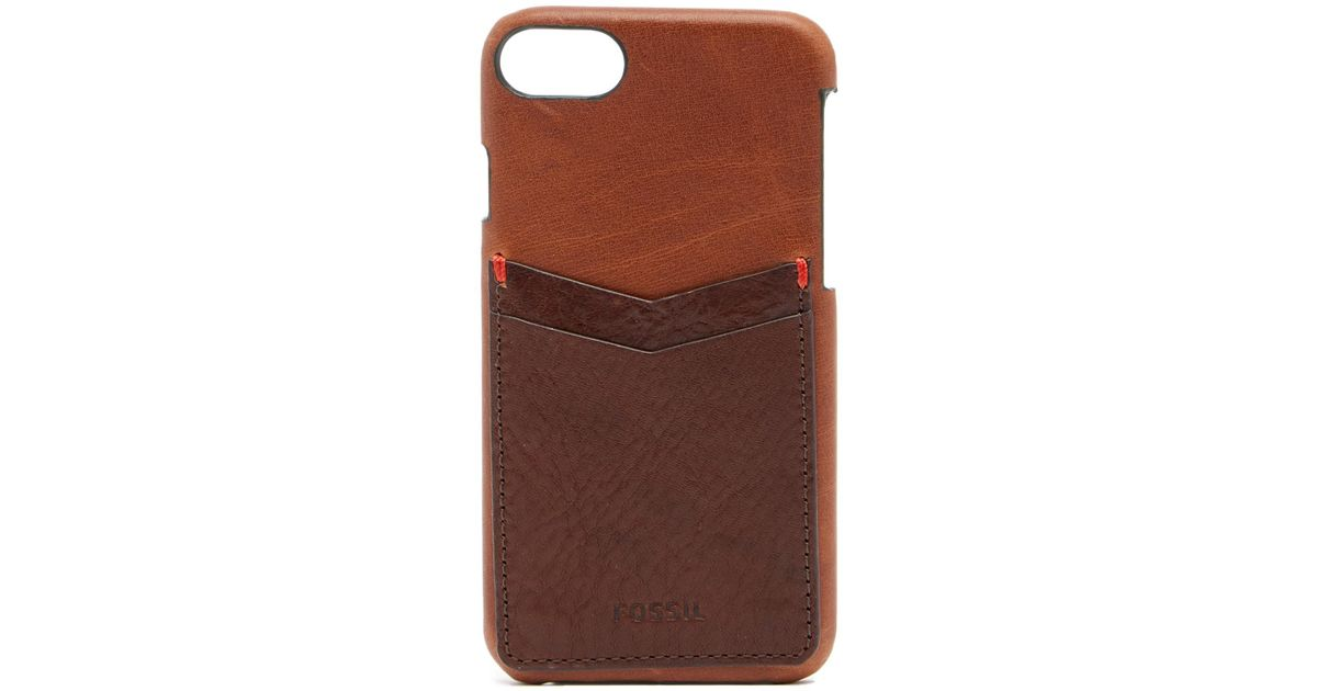 iphone 7 case fossil