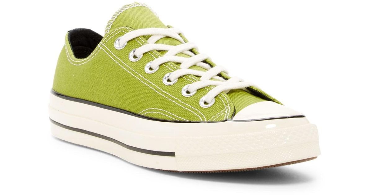 4b59919ac939 Lyst - Converse Chuck Taylor Ox Low Top Sneaker (unisex) in Green for Men