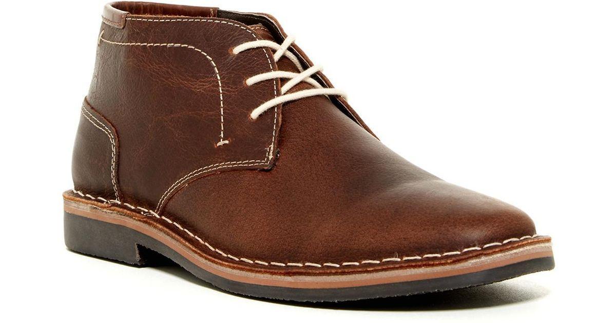 2c491cc7ad3 Steve Madden Brown Ivon Chukka Boot for men
