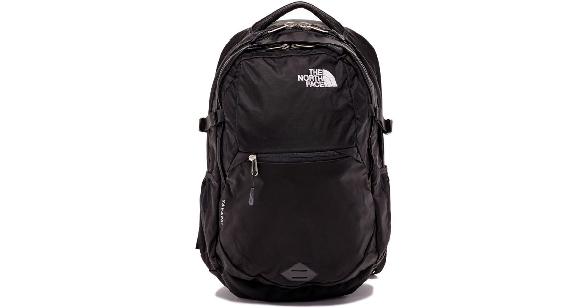 16328a4e4 The North Face Black Yavapai Backpack for men