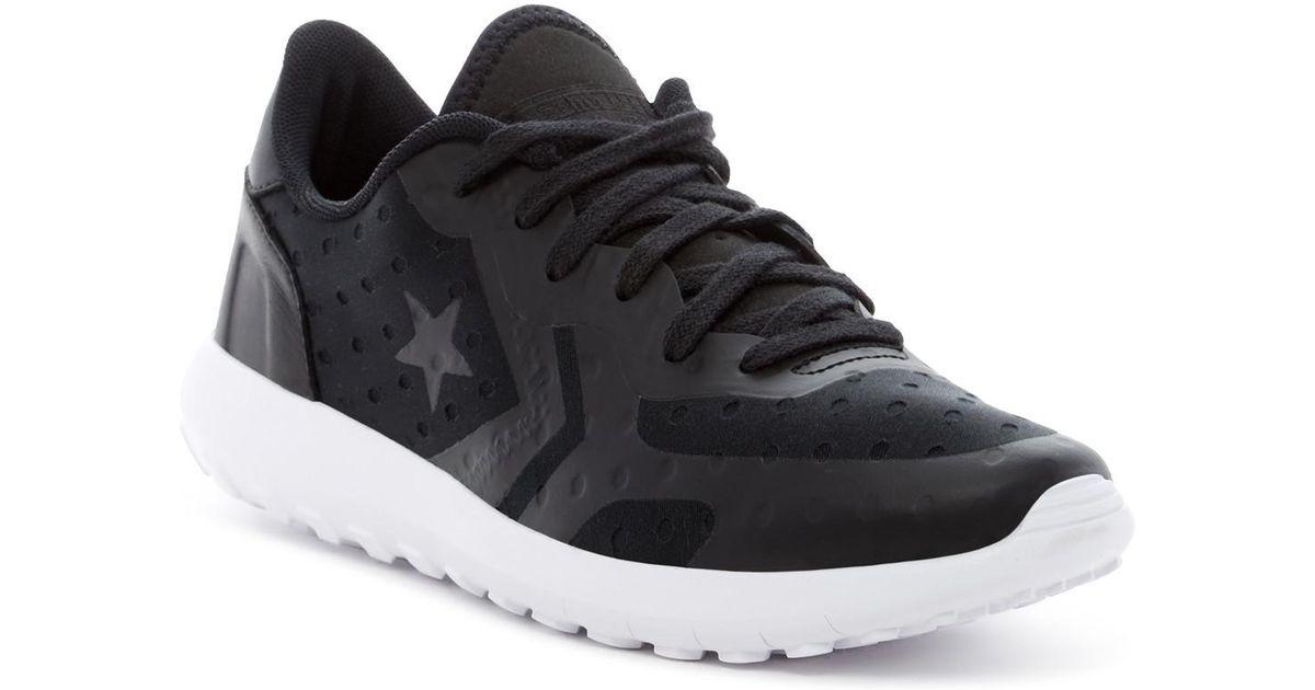 89088e71dfb4 Converse Thunderbolt Ultra Oxford Sneakers (women) in Black - Lyst